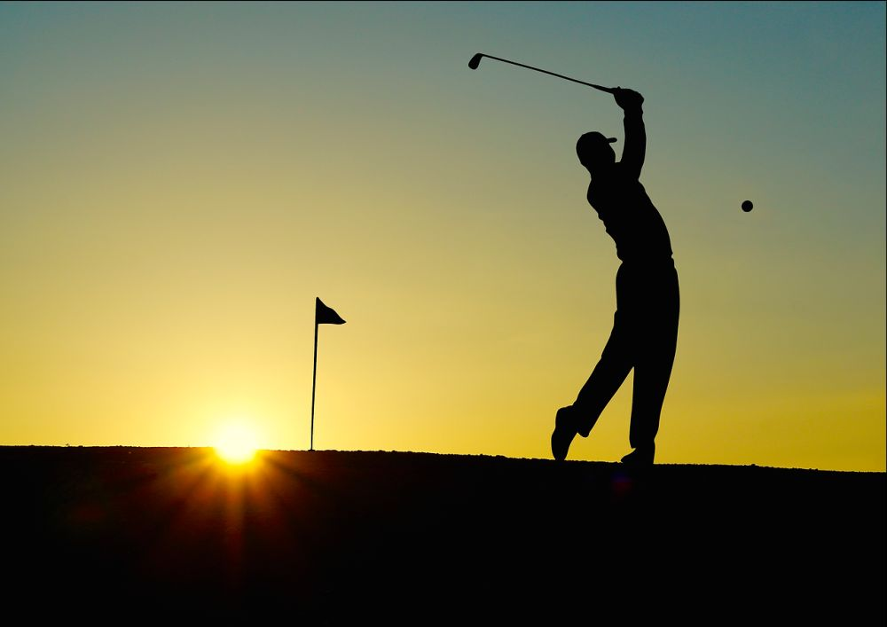 ismerkedés a golfozók)