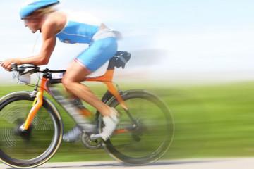 biciklizés, mozgás