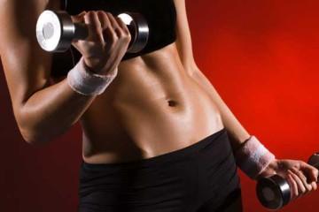 női testépítés