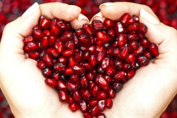 bogyós gyümölcs, gránátalma