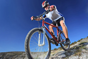 biciklizés