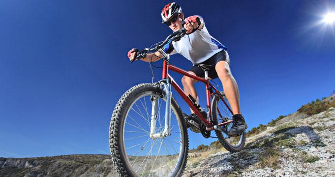 Biciklizés hatása a hasizomra