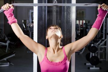edzőtermi mozgás