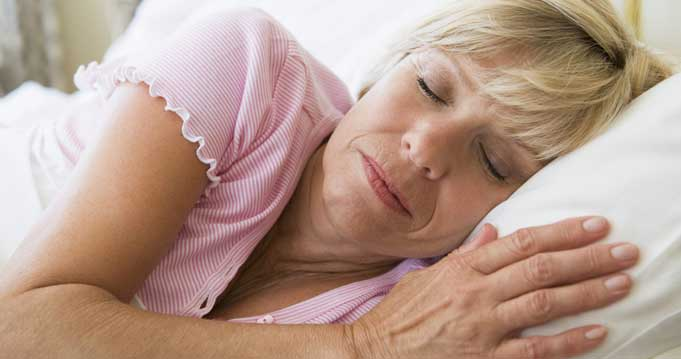 időskori alvás