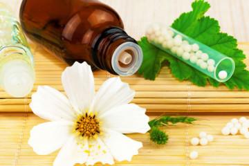 homeopátia