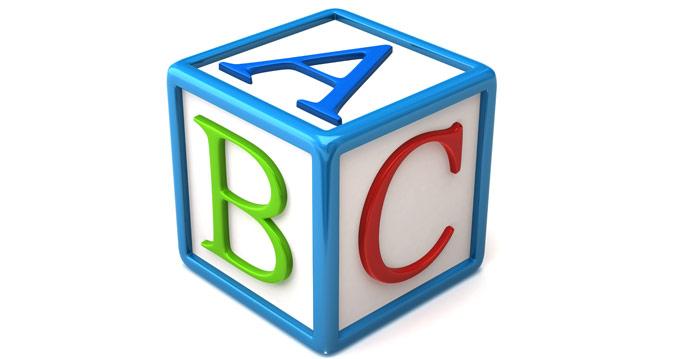 nyelvtanulás építőkockával