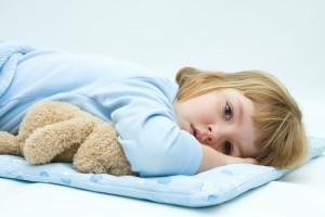 beteg gyerek