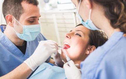 fogorvos, gyokerkezeles