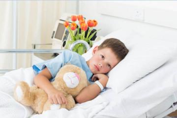 beteg gyerek, rotavirus