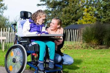 fogyatekos gyerek
