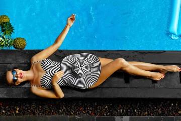 nyár, nyaralás, napozás