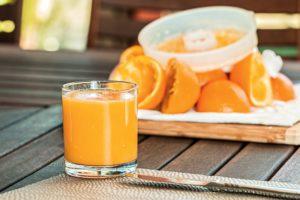 gyumolcsle, narancsle