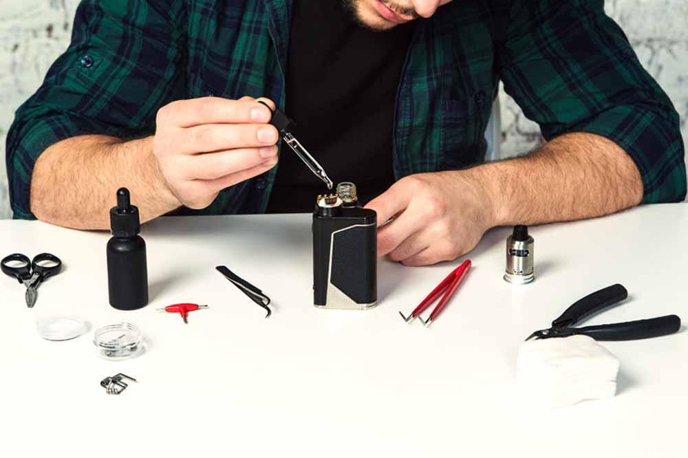 Az elektronikus cigaretta veszélyes!