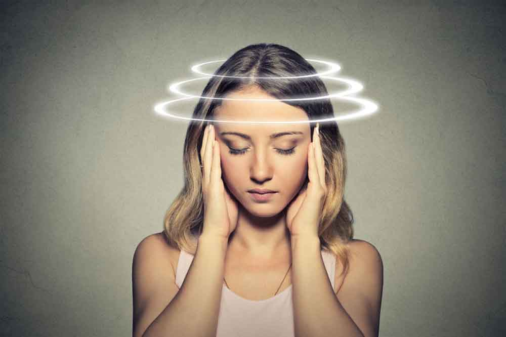 szédülés pszichés problémák