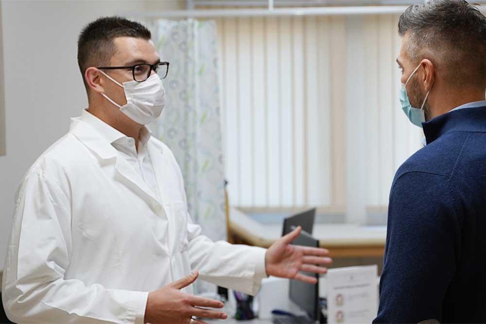 Prostatitis orvos