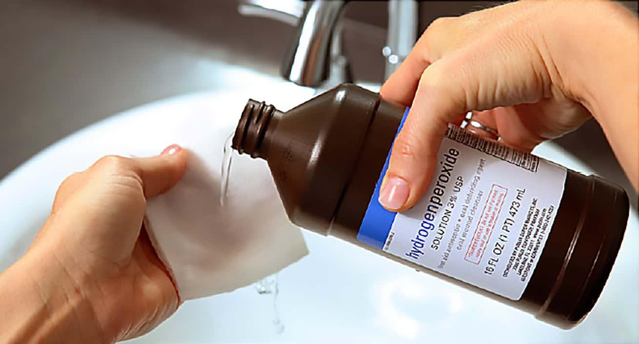 paraziták peroxid kezelése hatékony gyógyszerek az aszcarisra
